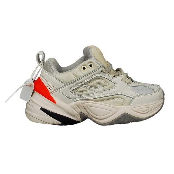 Кроссовки Nike Белые Кожаные фото в «GetKeds»