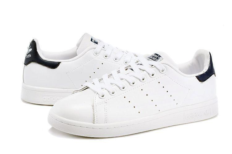 Adidas Stan Smith (White White/Deep Blue) фото #4 в «GetKeds»