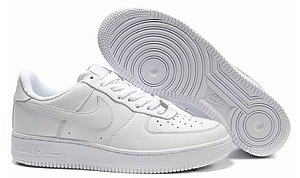 Кроссовки Nike Air Force 1 Low (White)-AF1103GK