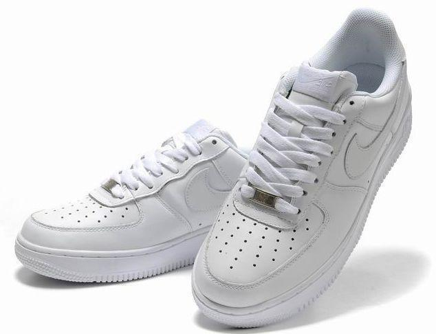 Nike Air Force 1 Low (White) фото #2 в «GetKeds»
