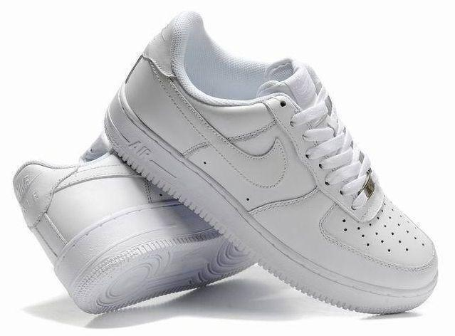 Nike Air Force 1 Low (White) фото #4 в «GetKeds»