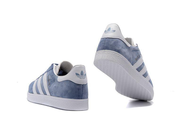 Adidas Gazelle (Moon Blue) фото #3 в «GetKeds»