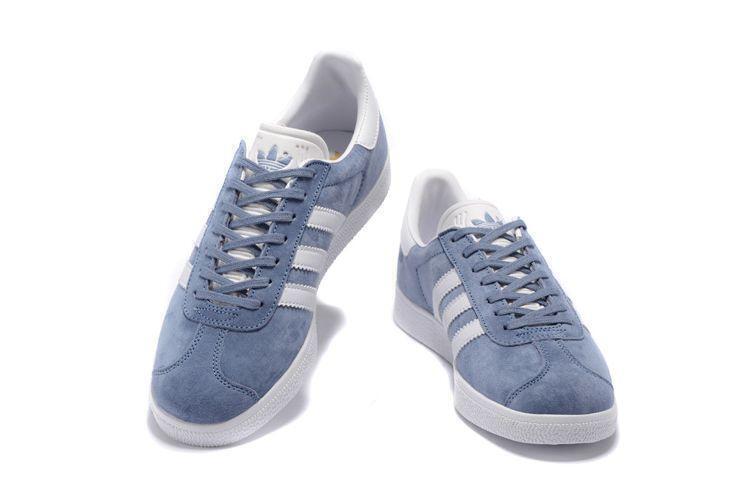 Adidas Gazelle (Moon Blue) фото #4 в «GetKeds»