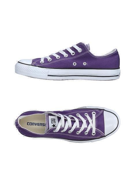 CONVERSE purple фото #2 в «GetKeds»