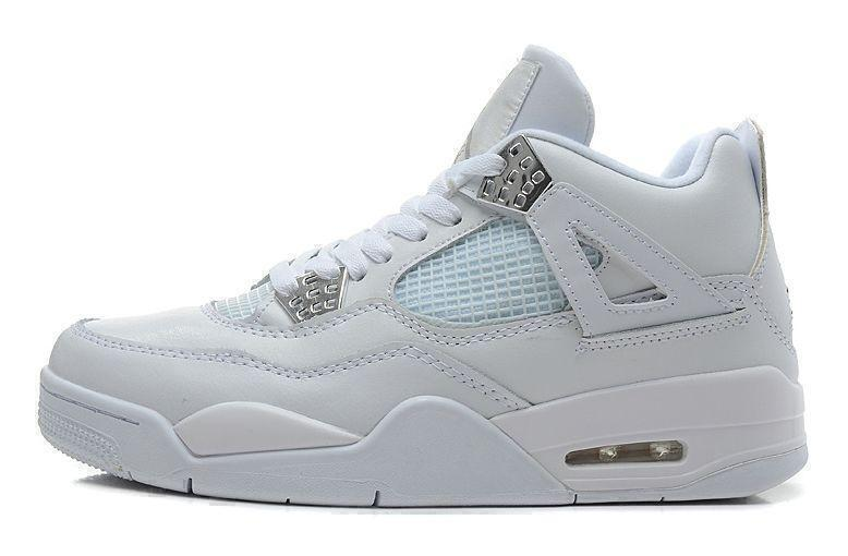 Air Jordan 4 Retro (White) фото #5 в «GetKeds»