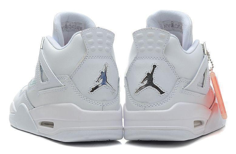 Air Jordan 4 Retro (White) фото #4 в «GetKeds»