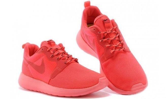 Nike Roshe Run Hyperfuse QS (pink) фото #2 в «GetKeds»