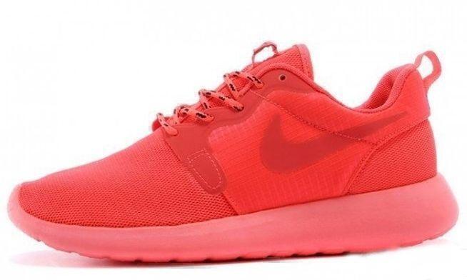 Nike Roshe Run Hyperfuse QS (pink) фото #3 в «GetKeds»