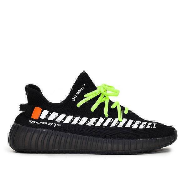 Кроссовки Adidas Yeezy Boost 350 V2 x OFF White  фото в «GetKeds»