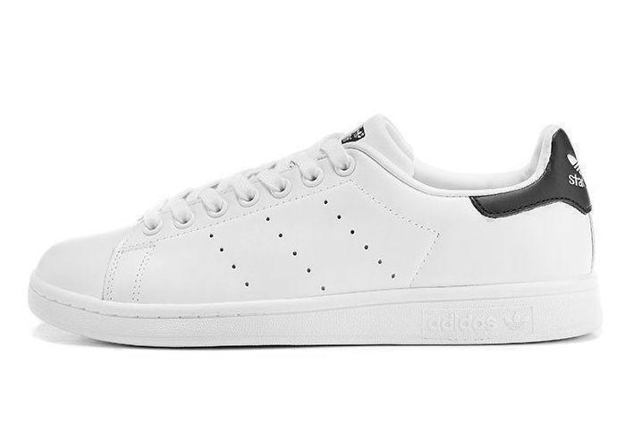 Adidas Stan Smith (White/Black) фото #2 в «GetKeds»