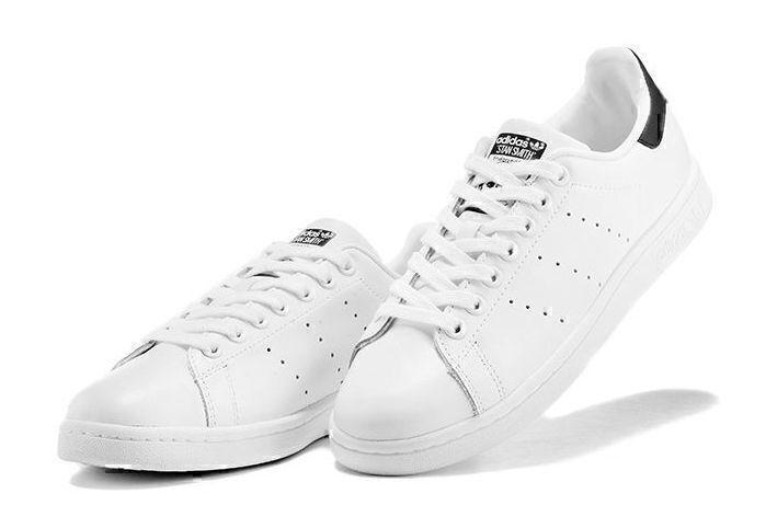 Adidas Stan Smith (White/Black) фото #3 в «GetKeds»
