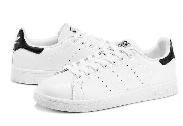 Adidas Stan Smith (White/Black) фото #4 в «GetKeds»