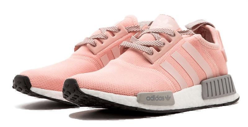 Adidas NMD R1 (Pink/Grey) фото #2 в «GetKeds»