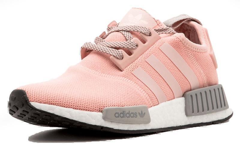 Adidas NMD R1 (Pink/Grey) фото #3 в «GetKeds»