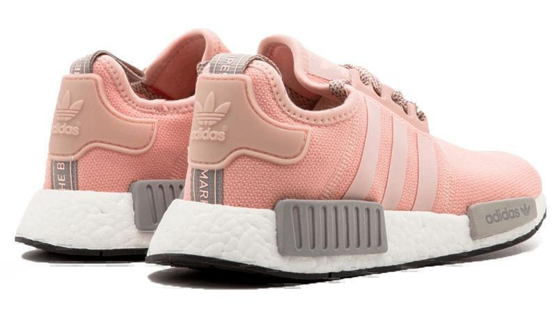 Adidas NMD R1 (Pink/Grey) фото #4 в «GetKeds»