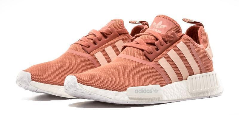 Adidas NMD R1 (Pink/White) фото #3 в «GetKeds»
