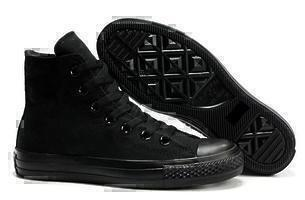 Кеды Converse Chuck Taylor All Star High (Black)-ct1325GK