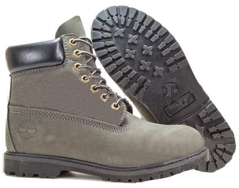 Ботинки Timberland 6 Inch Premium Waterproof Boots (Olive Nubuck) фото в «GetKeds»