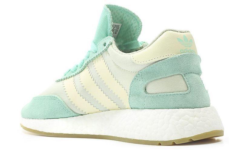 Adidas Iniki Runner Boost (Mint/White) фото #2 в «GetKeds»