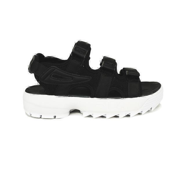 Сандалии Fila Disruptor Sandals FS1HTZ3082X Black фото в «GetKeds»