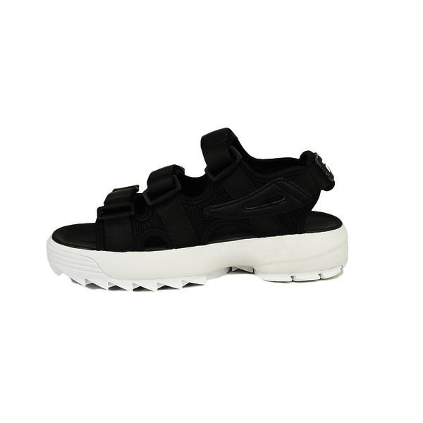 Fila Disruptor Sandals FS1HTZ3082X Black фото #2 в «GetKeds»