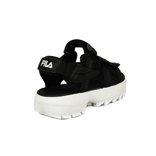 Fila Disruptor Sandals FS1HTZ3082X Black фото #3 в «GetKeds»