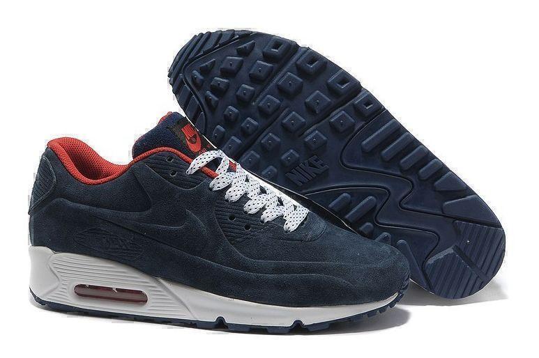 Кроссовки Nike Air Max 90 VT (Blue) фото в «GetKeds»