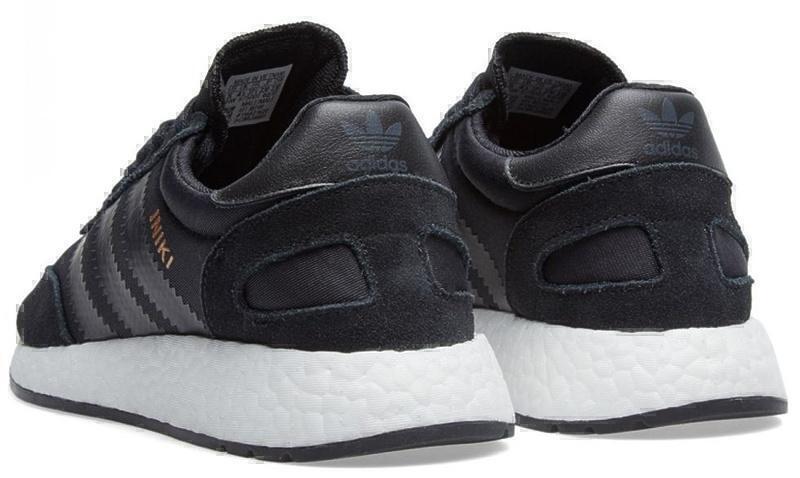 Adidas Iniki Runner Boost (Core Black) фото #4 в «GetKeds»