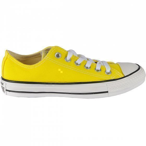 Кеды CONVERSE yellow фото в «GetKeds»