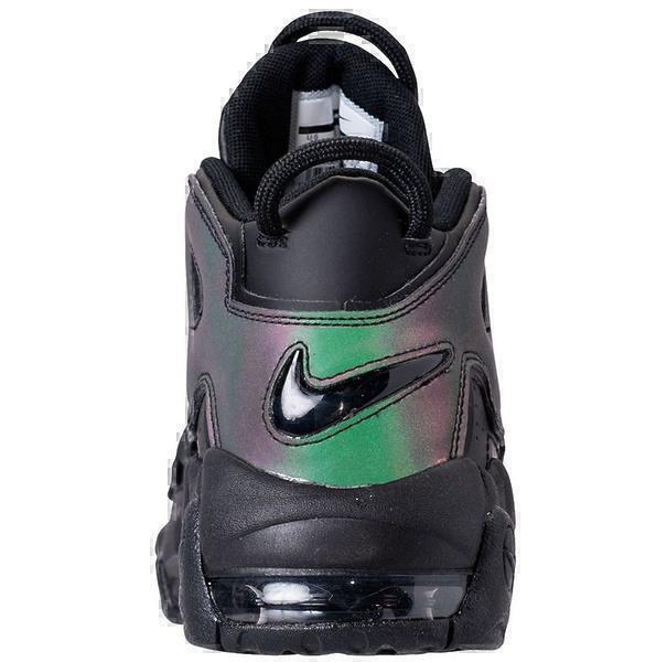 Nike Air More Uptempo GS Reflective (Black) фото #3 в «GetKeds»