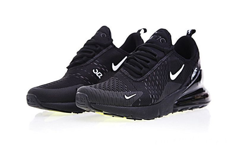 Кроссовки Nike Air Max 270 (Black) фото в «GetKeds»