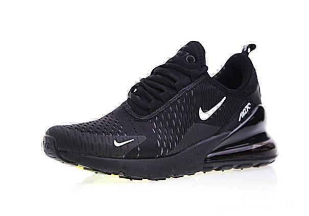 Nike Air Max 270 (Black) фото #1 в «GetKeds»