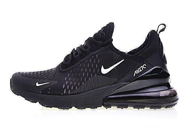 Nike Air Max 270 (Black) фото #2 в «GetKeds»