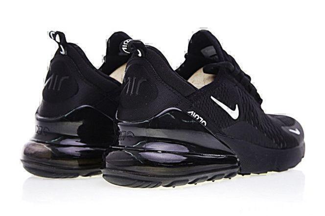 Nike Air Max 270 (Black) фото #3 в «GetKeds»