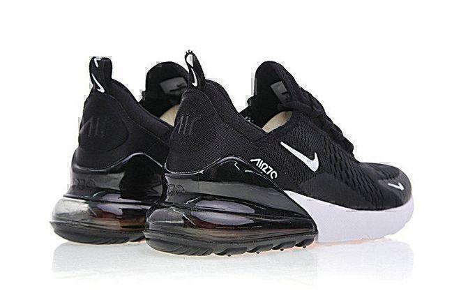 Nike Air Max 270 (Black/White) фото #2 в «GetKeds»