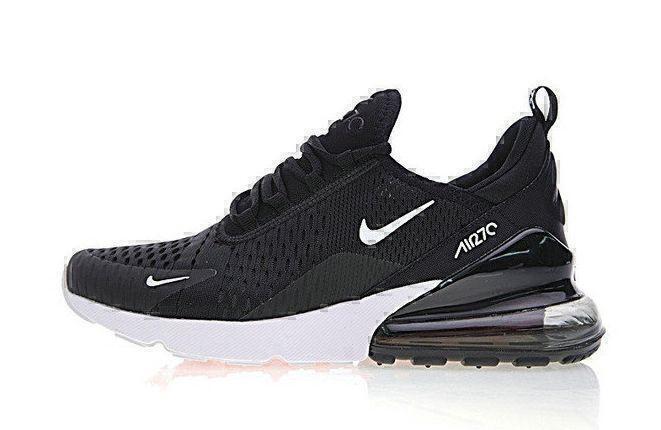 Nike Air Max 270 (Black/White) фото #1 в «GetKeds»