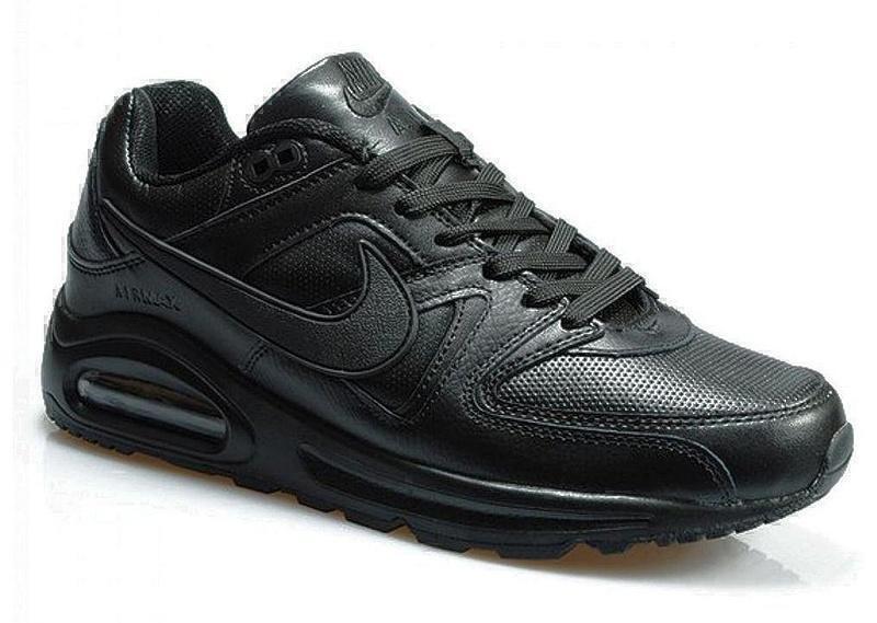 Кроссовки Nike Air Max 90 Skyline (Black) фото в «GetKeds»