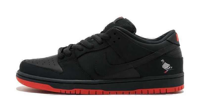 Кроссовки Nike SB Dunk Low Pro (Black Pigeon) фото в «GetKeds»