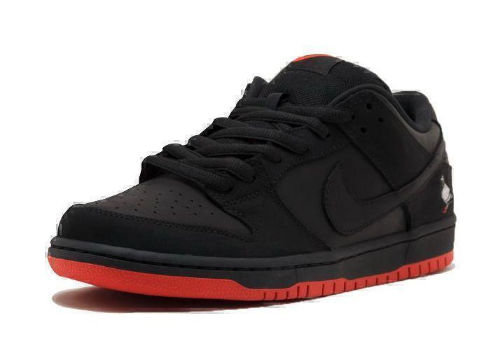 Nike SB Dunk Low Pro (Black Pigeon) фото #2 в «GetKeds»
