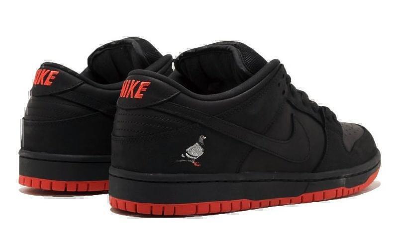 Nike SB Dunk Low Pro (Black Pigeon) фото #4 в «GetKeds»