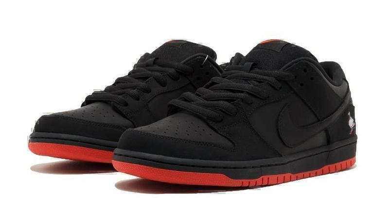 Nike SB Dunk Low Pro (Black Pigeon) фото #3 в «GetKeds»