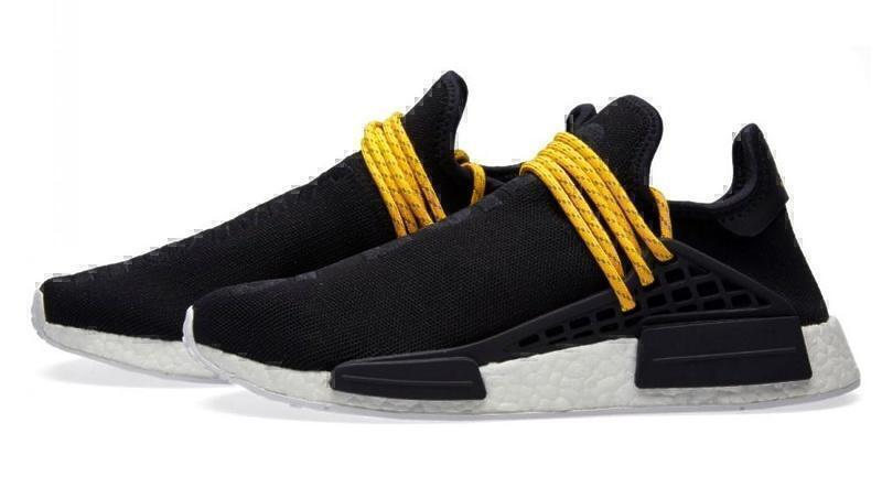 Adidas NMD Human Race (Black/Yellow) фото #2 в «GetKeds»