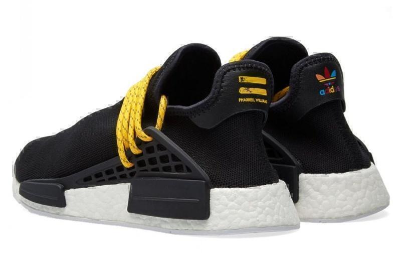Adidas NMD Human Race (Black/Yellow) фото #3 в «GetKeds»