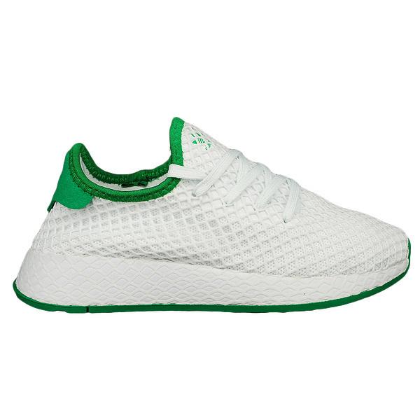 Кроссовки Adidas Deerupt Runner CQ3561 White фото в «GetKeds»