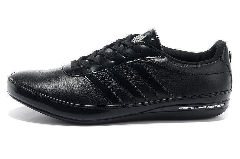 Кроссовки Adidas Porsche Design S3 (black) фото в «GetKeds»