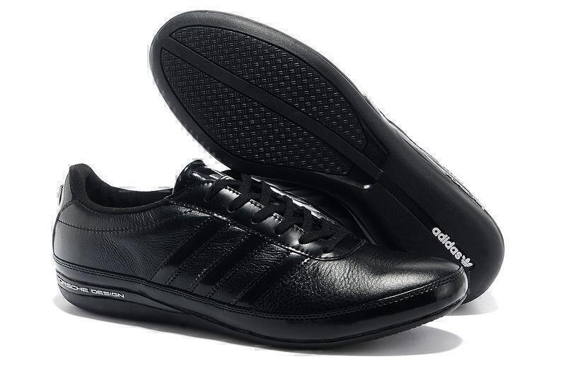 Adidas Porsche Design S3 (black) фото #3 в «GetKeds»
