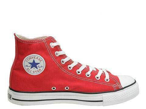 Converse All Star red  фото #2 в «GetKeds»