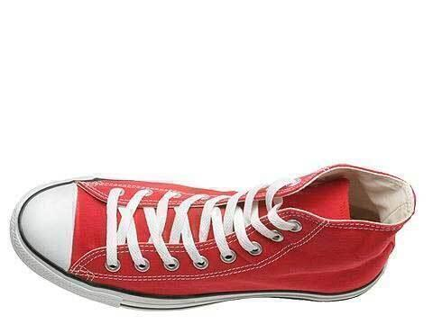Converse All Star red  фото #3 в «GetKeds»