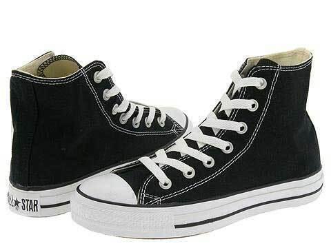 Converse All Star Black