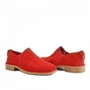 Угги UGG Loafers Red